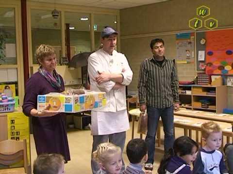 School ontbijt op het Startblok in Cuijk in 2009
