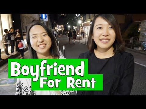 """Download Would Japanese Women Rent a """"Boyfriend""""? (Interview) HD Mp4 3GP Video and MP3"""