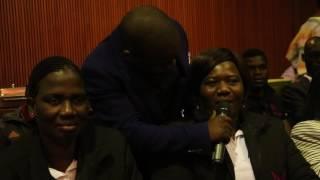 Gloria Ngobeni says bye to Big Jamm