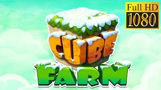 Cube Farm 3D: Skyland Craft Game Review 1080P Official Vng Casual 2016