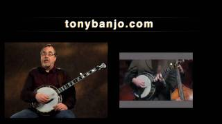 Online Banjo Lessons with Tony Trischka