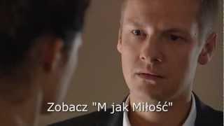 """""""M jak miłość"""" - Zwiastun 896"""