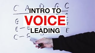 Understanding Chord Progressions: A Simple Intro To Voice Leading