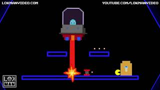 LOKMAN: PACMAN vs INKY - The End of the Ghost battle - Part 4