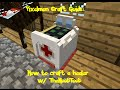 Pixelmon Craft Guide: How to make a Healer w/ TheNoobToob