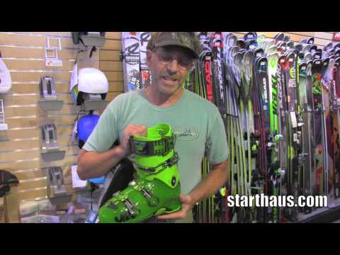 2014 K2 Pinnacle 130 Ski Boot Review