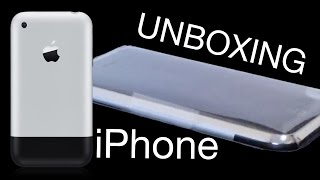 iPhone 2G - Unboxing 2017