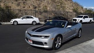 -sold- Used 2015 Chevrolet Camaro 2dr Conv Lt W 2lt Contact 888 -573-3244 Stock:r8651