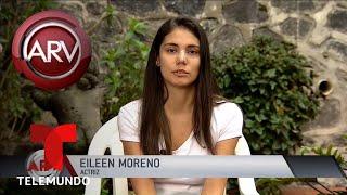 Nunca golpeé a Eileen Moreno: Alejandro García   Al Rojo Vivo   Telemundo