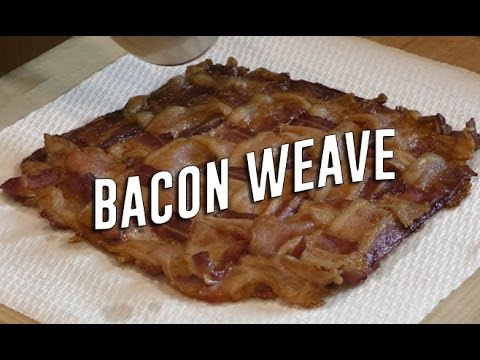 Learn How To Weave Bacon With This Video