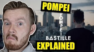 "What does ""Pompeii"" by Bastille mean? 