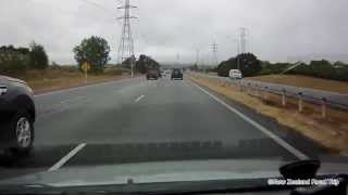 preview picture of video 'Napier to Auckland - New Zealand - (double speed & 60fps)'