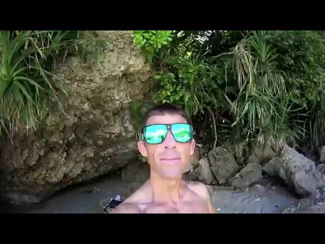 Okinawa: Tropical Fish, Jungles, Waterfalls and Castle ruins.