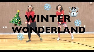Winter Wonderland/Here Comes Santa Claus