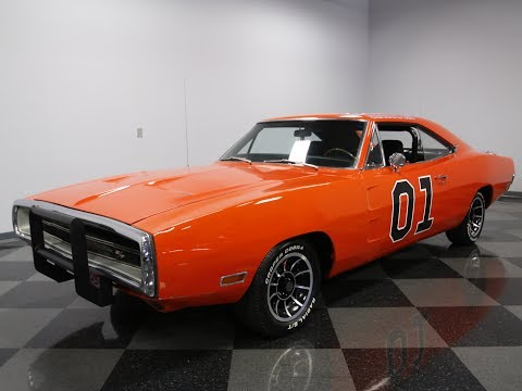 Video of '70 Charger General Lee R/T - LBNP