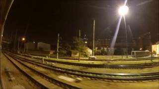 Ночной Ростов-На-Дону отправление поезд 084С Адлер-Москва 29.08.2016