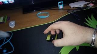 Mini Clip MP3 Music Audio Player  -  GREEN