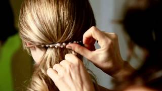 Combs - 6 Different Hairstyles - The Colette Malouf Way