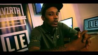 "Trademark Da Skydiver, ""No Sleep"" interview // GemsOnVHS™ & 2Lsonacloud"