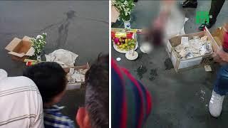 Phát hiện thi thể trẻ sơ sinh tại sân chung cư Linh Đàm, Hà Nội   VTC14