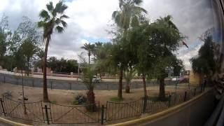 preview picture of video 'A bus tour through the city of Aqaba in Jordan'