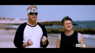 Boomer & Carton on CBSSN - Karate Kid