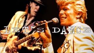 David Bowie   Let´s Dance Isolated Guitar Solo (Stevie Ray Vaughan)