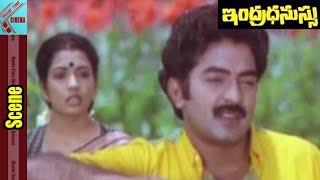 Rajashekar Love Propose To Jeevitha Scene || Indradhanussu Movie || Rajashekar || MovieTimeCinema