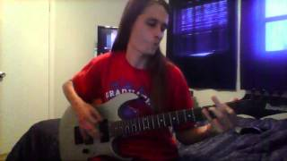 Dismember - Override of the Overture (Riffs)