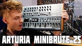 ARTURIA MINIBRUTE 2S