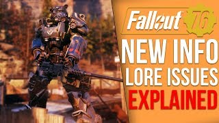 Fallout 76 News - Bethesda Explains the Brotherhood in Fallout 76, Cosmetic Item for Sale, Xbox BETA