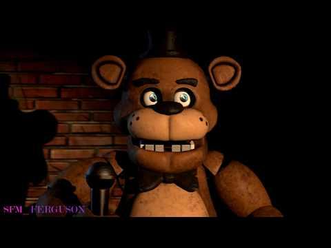 SFM FNAF] Model/Animation test - Freddy is fond of his hat