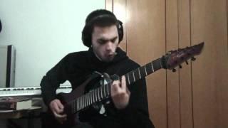 i SQUARE - Hey Sexy Lady (Skrillex remix) Guitar Cover