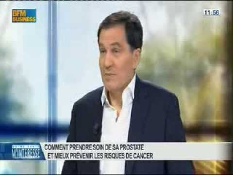 Le risque de cancer de la prostate
