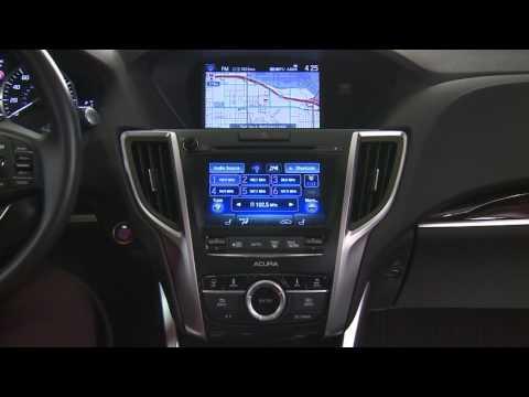 Acura – Tutorials – Audio Presets