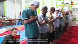 MA SYAA ALLAH Suara Imam Masjid Anak Kecil Yang Sangat Merdu Sek