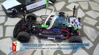 Tehnologia Deep Learning în conducerea autonomă