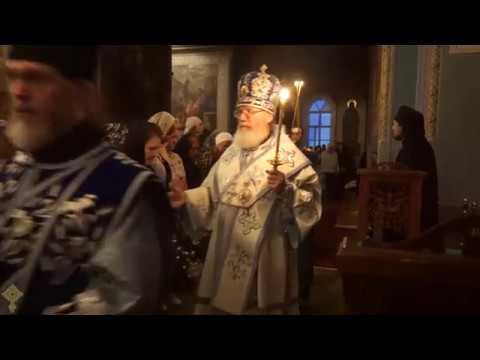 Всенощное бдение накануне Успение Пресвятой Владычицы нашей Богородицы и Приснодевы Марии