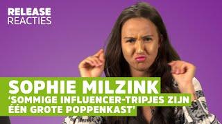 SOPHIE MILZINK beoordeelt nieuwe track BOEF | Release Reacties