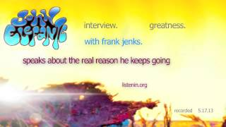 36. John Elefante speaks about the real reason he keeps going