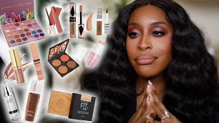 Soft Glam, But Make It Drugstore...? | Jackie Aina