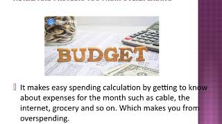 5 Surprising Advantages to Budgeting