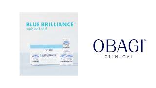 Blue Brilliance Triple Acid Peel