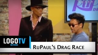 RuPaul's Drag Race: Reading is Fundamental - Season 2 - Logo TV