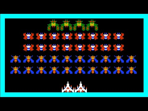 galaxian nes review