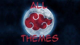 Ost  Naruto : All Akatsuki Themes