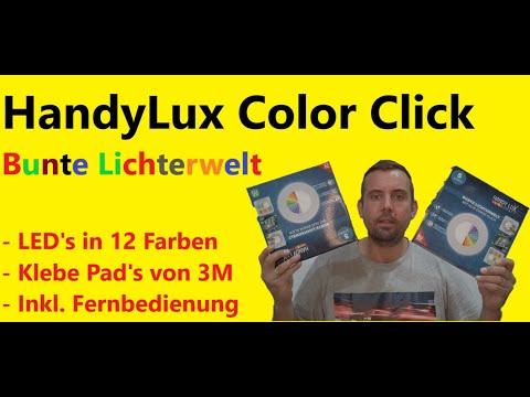 MediaShop.TV - HANDYLUX COLOR CLICK im Test   Wie funktioniert das kabellose System? Review Deutsch