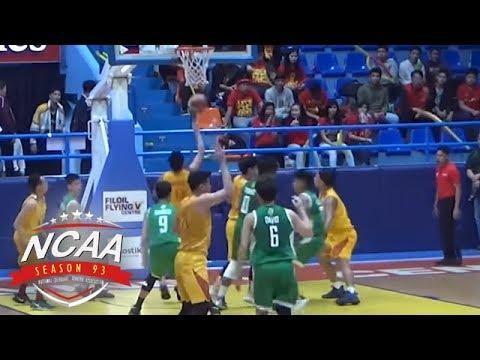 NCAA 93 Juniors Finals Game 3 | NCAA 93 Juniors Basketball