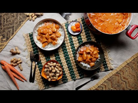 AGambian-Inspired Groundnut Stew (Domoda) • Tasty Recipes