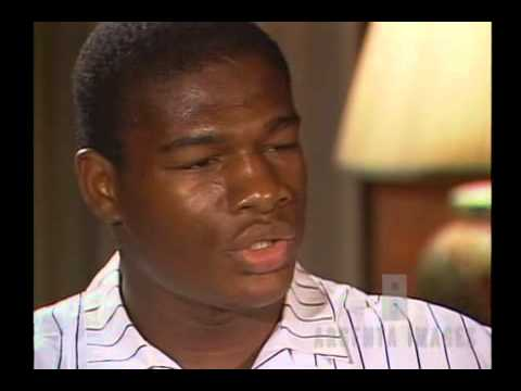 Riddick Bowe talks about his life struggles